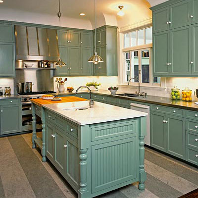 Kitchen Design Vintage Style vintage inspired kitchen. 20 modern kitchens with cool retro